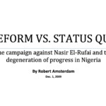 Nigeria: Nasir El-Rufai